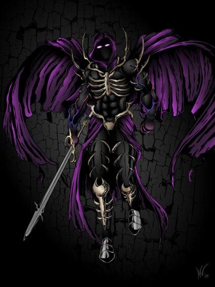 Chaoswolf - Chaosengel